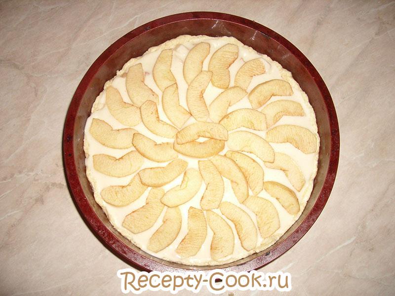 цветаевский пирог пошаговое приготовление