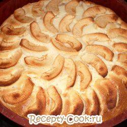 Цветаевский яблочный пирог: гармония кулинарного и литературного таланта
