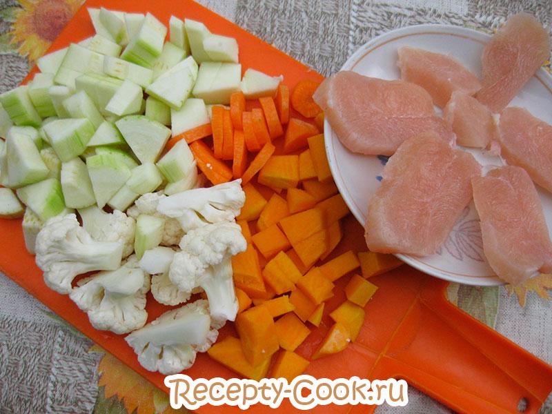 детский суп рецепт