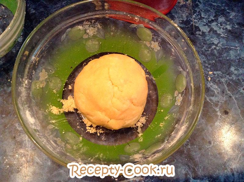 Печенье песочное мягкое рецепт