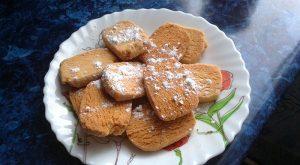 Мягкое песочное печенье