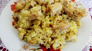 Плов с курицей — пошаговый рецепт с фото