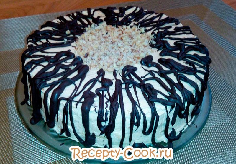 Рецепт торта прекрасная маркиза