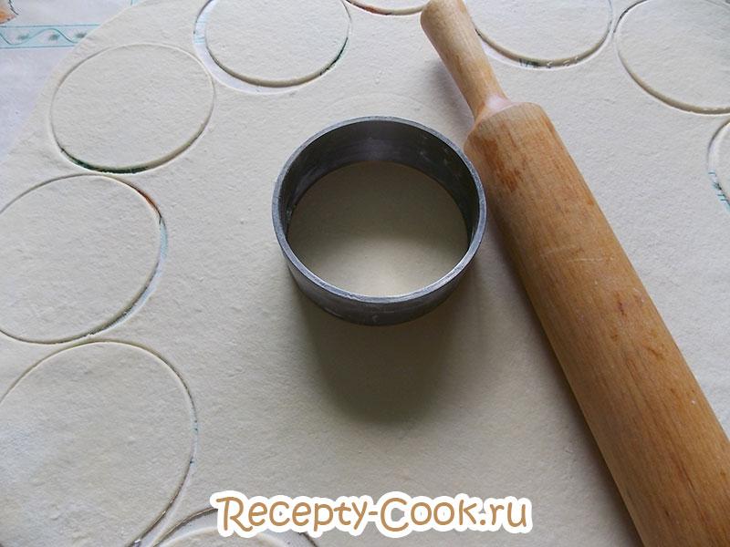 вареники  с творогом рецепт с фото пошагово