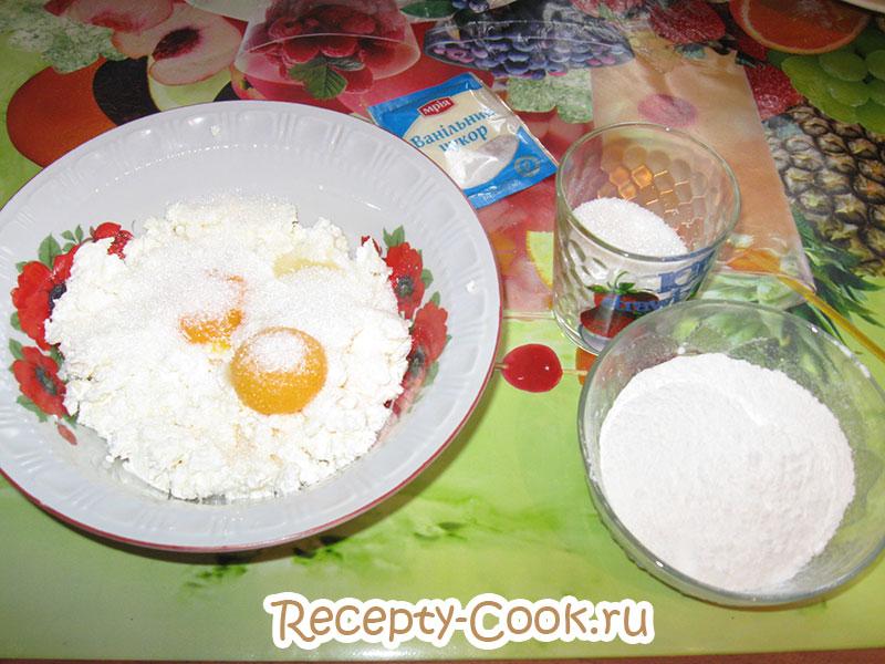 сырники детский рецепт