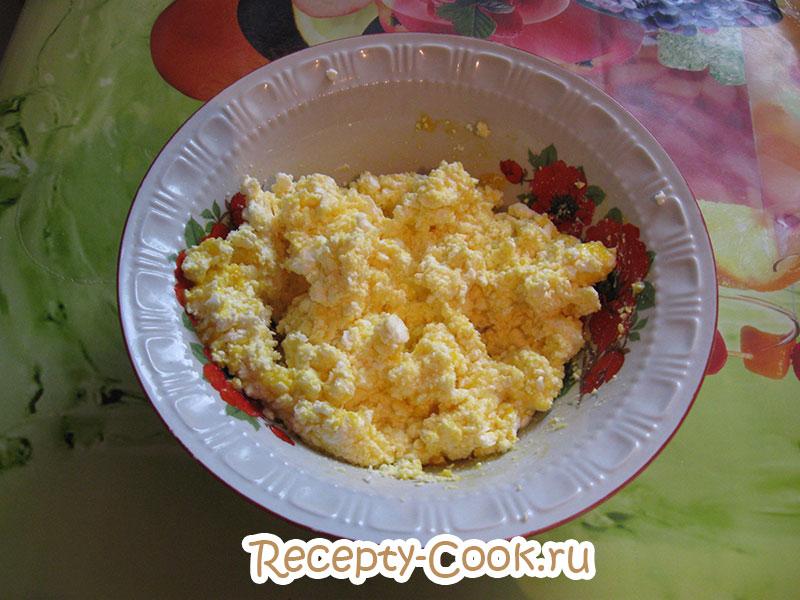 рецепт детских сырников