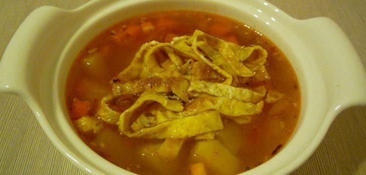 Суп с грузинским акцентом