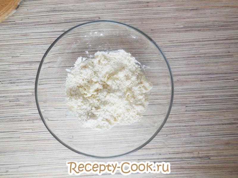 тесто для кокосового печенья