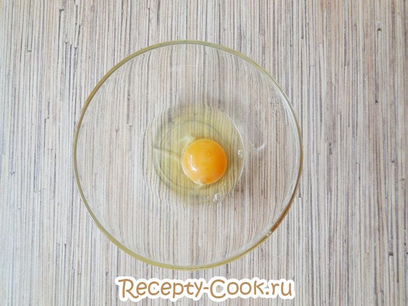 яйца для печенья с медом