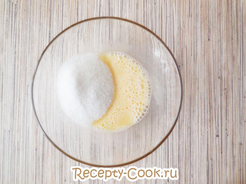 рецепт печенья с медом и сахаром