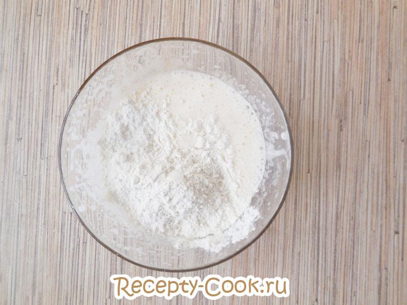 мука для медового печенья