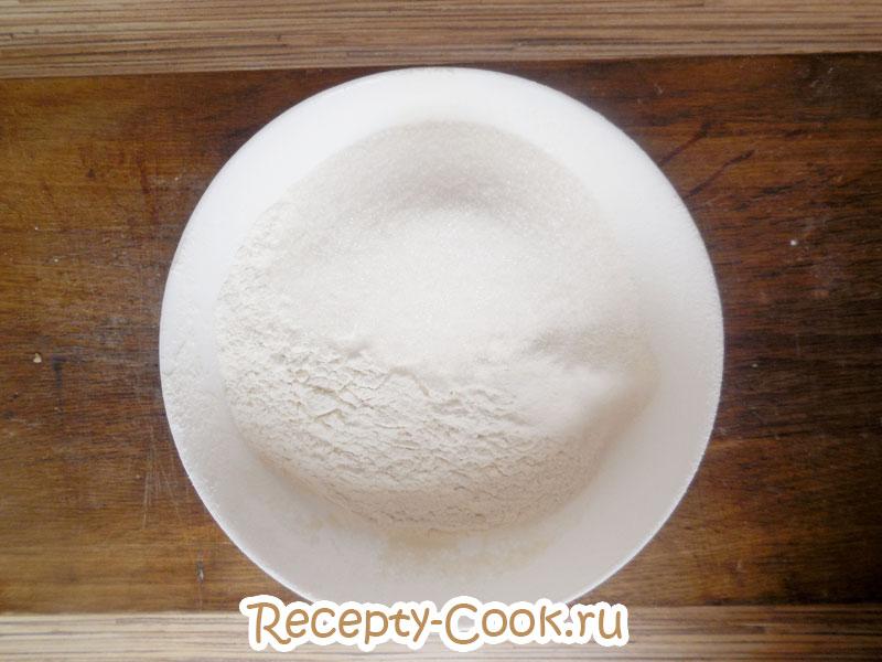 как приготовить тесто для кексов