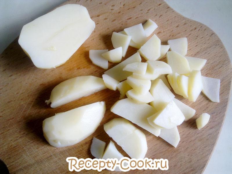 простой рецепт летнего салата с огурцами