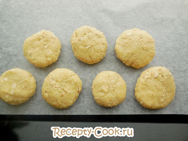 формы для кокосового печенья