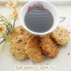 Овсяное печенье по рецепту Старбакс