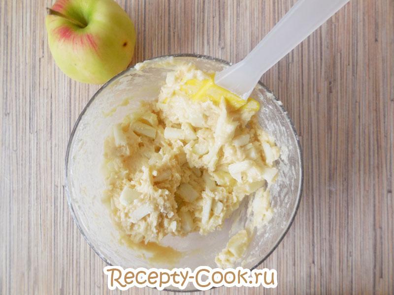 Тесто для яблочной выпечки