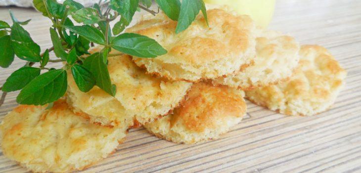 Печенье с яблоками «Яблочко»
