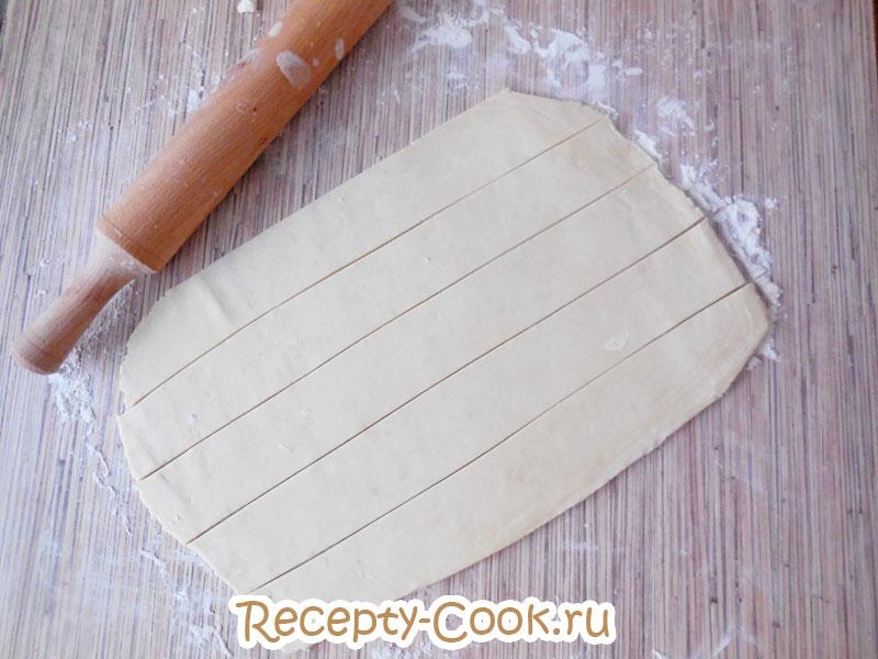 пирог улитка рецепт