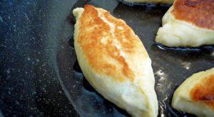 Пирожки со щавелем