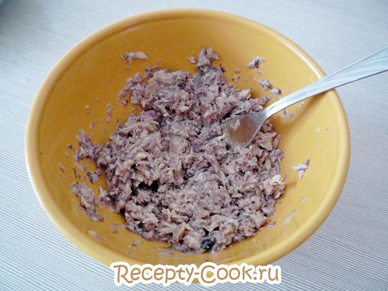 салат с рисом рецепт с фото