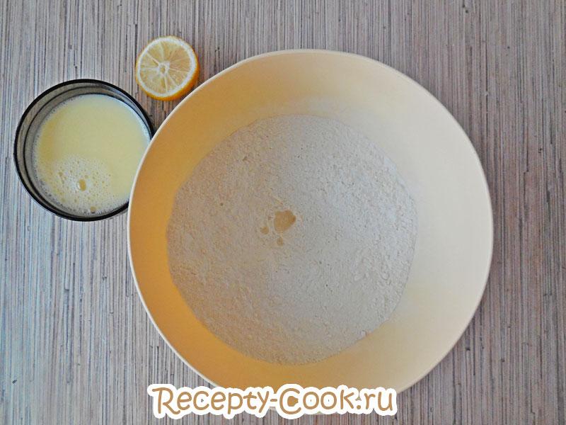 слоеное тесто пошаговый рецепт