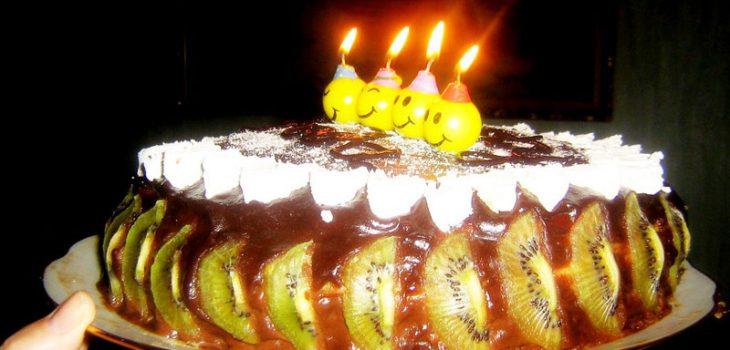 Торт медовый «Земви»