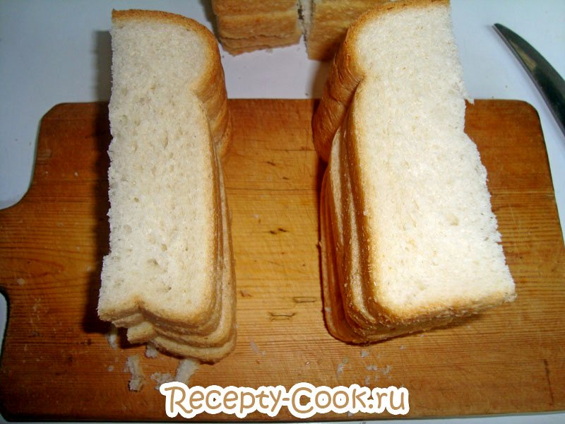рецепт бутерброда со шпротами и огурцом