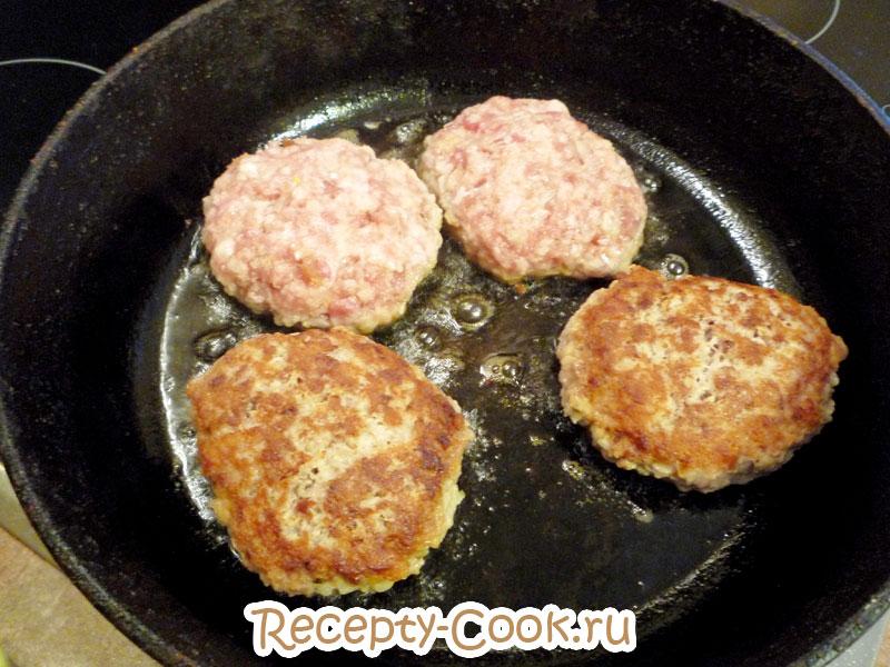 зразы мясные с грибами фото