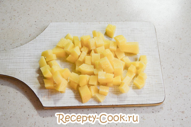 овощной суп рецепт диетический