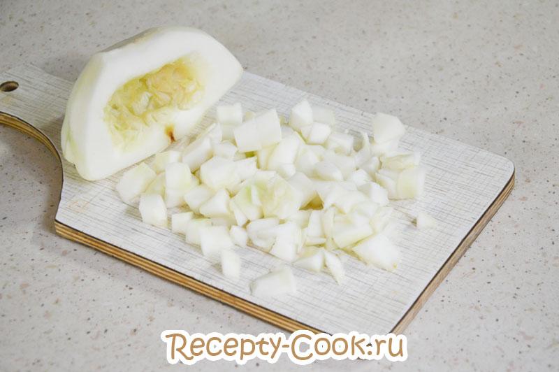 овощные супы рецепты диетические стол