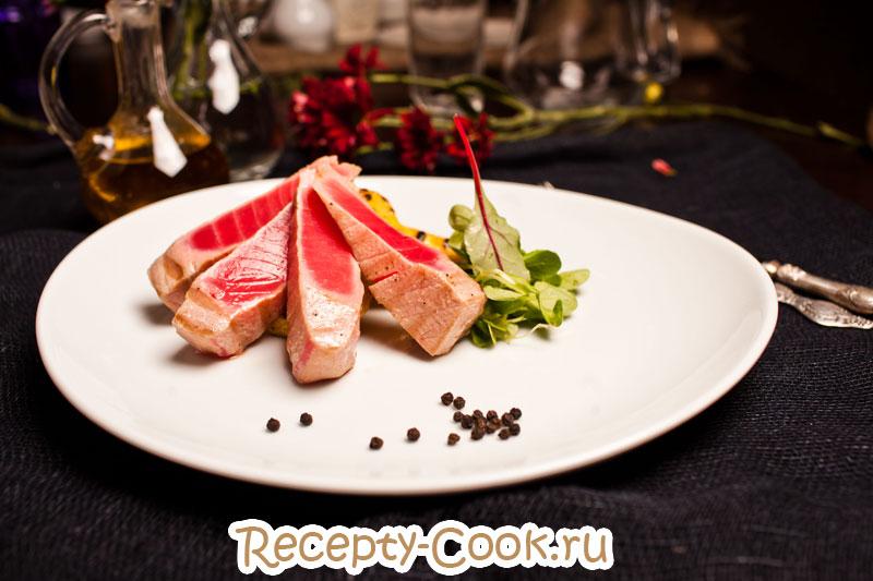 блюда высокой кухни