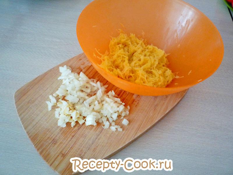 гнезда с фаршем рецепт