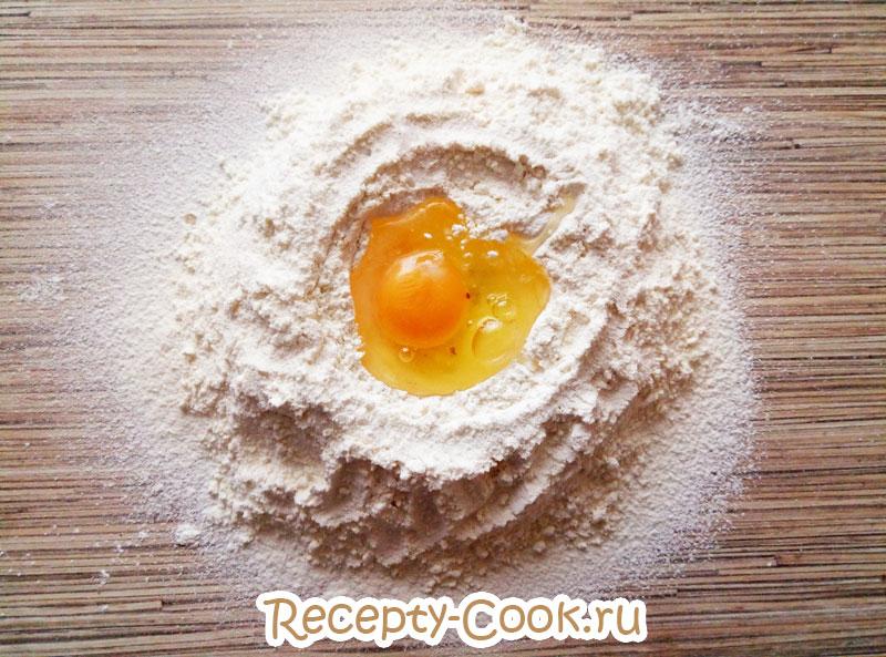 яичная лапша фото