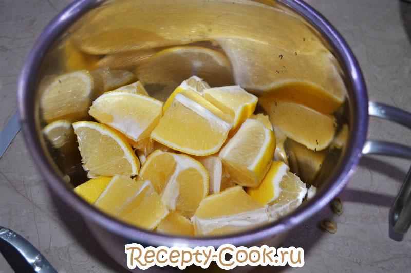 лимонный пирог фото
