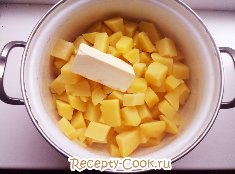 пюре картофельное рецепт
