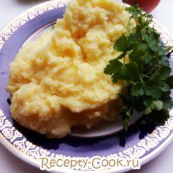 Картофельное пюре «идеальное»