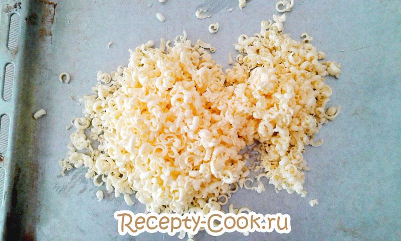 тарт с рисом