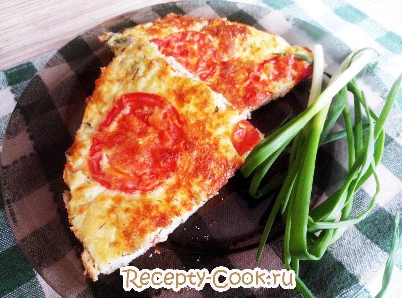 кабачковая пицца фото
