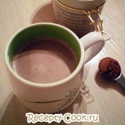 Какао по-домашнему на молоке
