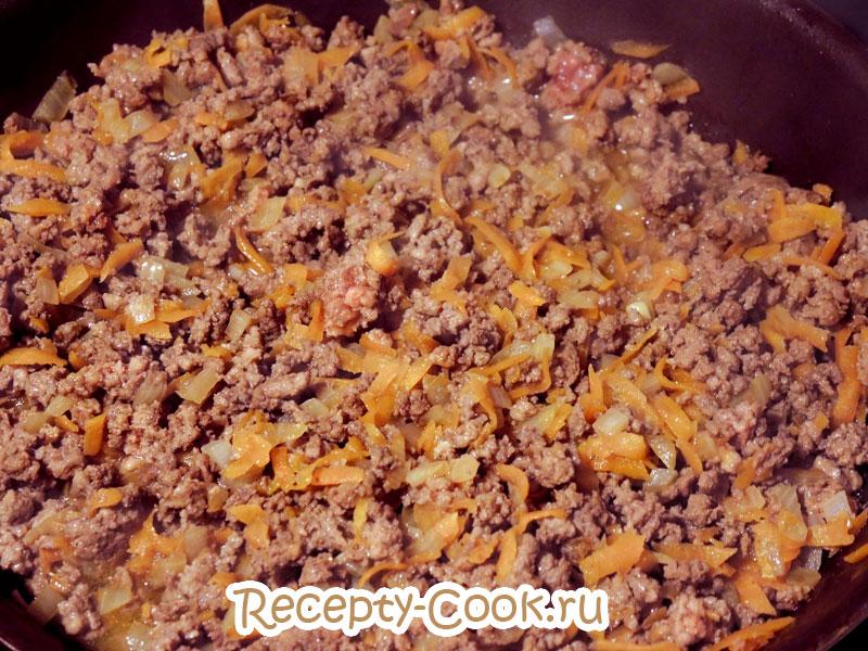 картофельная запеканка с фаршем в духовке рецепты