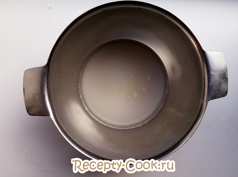 масляный крем для украшения