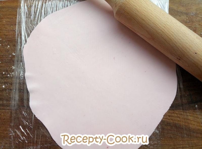 мастика из маршмеллоу в домашних условиях