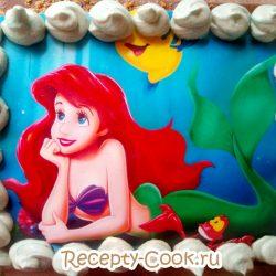 Торт медовик «Нежный»