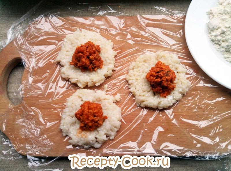 аранчини рисовые