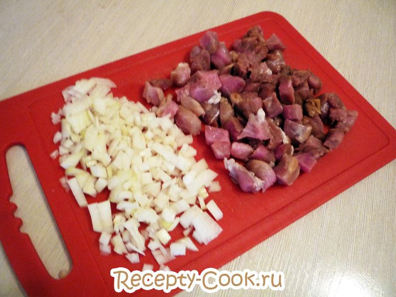 гречневая каша с мясом рецепт