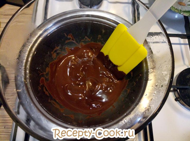 апельсины в шоколаде рецепт с фото