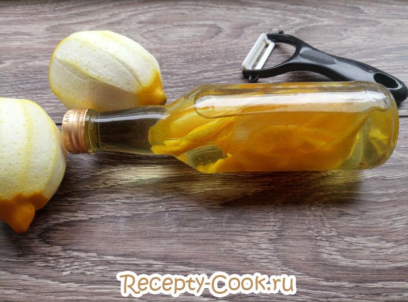 Как сделать из самогона лимончелло