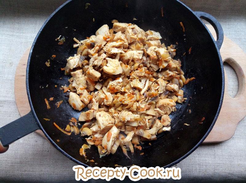 куриный паштет как приготовить