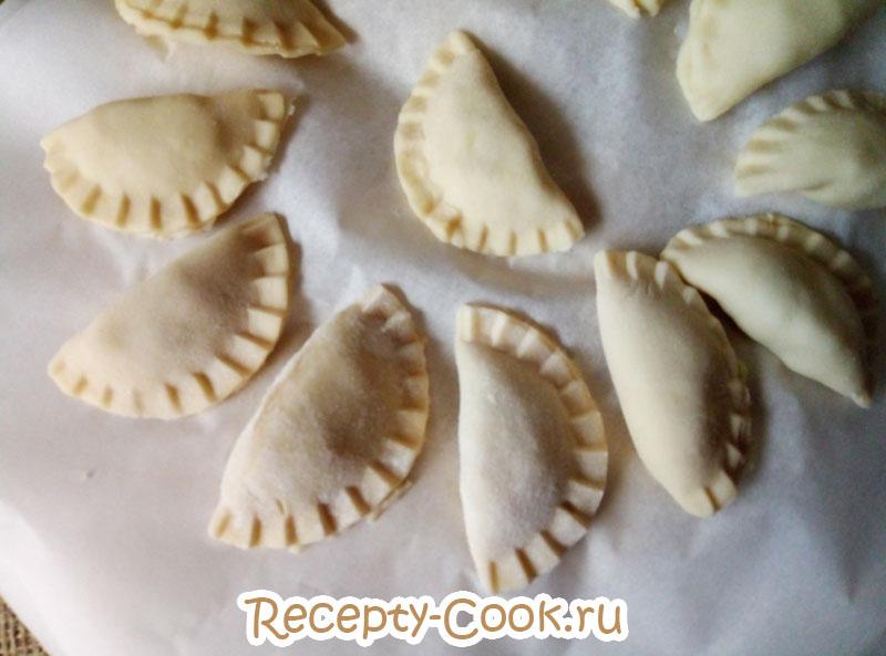 вареники с картошкой пошаговый рецепт