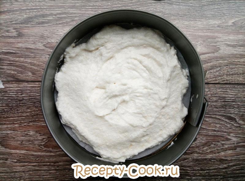 крем для мокрого торта